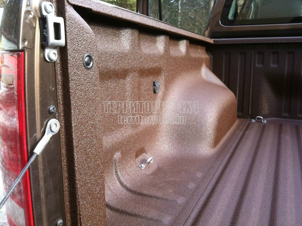 защитное покрытие для автомобилей line-x