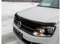 Дефлектор капота для Volkswagen Amarok (2010-)