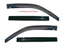 Дефлекторы окон для Mitsubishi L200 long 2014