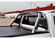 Дуга кузова DoublePlus Chrome DUZ для Volkswagen Amarok (2010-)