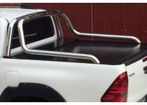 Дуга кузова d76 Aben Chrome для Toyota Hilux Revo (2015-2018)