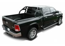 Дуга кузова двойная М2 BLACK для Toyota Hilux (2006-2020)
