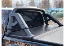 Дуга кузова К2 BLACK для Toyota Hilux Revo (2015-2021)