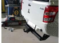 Фаркоп Baltex (без бампера) для Fiat Fullback (2016-)
