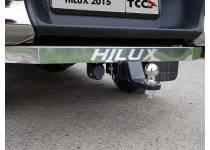 Фаркоп ТСС для Toyota Hilux Revo (2015-2016)
