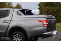 Крышка кузова Alpha Sport Cover (в грунте) для Fiat Fullback (2016-2018)