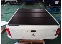 Крышка алюминиевая трехсекционная Winbo для Mitsubishi L200 (2015-2018)