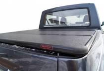 Крышка алюминиевая трехсекционная Kramco для UAZ Pickup