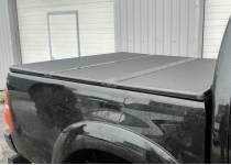Крышка алюминиевая трехсекционная Kramco для Ford Ranger T6 (2012-)