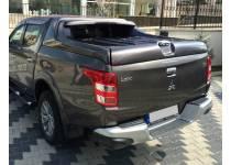 Крышка Euroline Fullbox (в грунте) для Fiat Fullback (2016-)