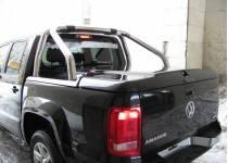 Крышка кузова Proform Sport Lid 2 (под оригинальные дуги, в грунте) для Volkswagen Amarok (2010-)