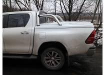 Крышка кузова Top Up с дугой безопасности (в грунте) для Toyota Hilux Revo (2015-2018)