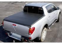 Крышка мягкая трехсекционная Kramco для Mitsubishi L200 (2006-2013)