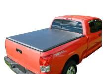 Крышка виниловая трехсекционная Kramco для Toyota Tundra (2007-2013)