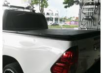 Крышка виниловая трехсекционная Winbo для Toyota Hilux Revo (2015-2020)