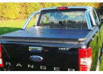 Крышка алюминиевая трехсекционная Winbo для Ford Ranger T6 (2012-)