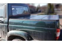 Крышка алюминиевая трехсекционная Winbo для UAZ Pickup