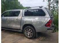 Кунг Aeroklas (в грунте) для Toyota Hilux Revo (2015-2018)