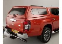 Кунг Aeroklas Innover (в грунте) для Fiat Fullback (2016-)