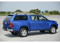 Кунг Alpha GTE (в грунте) для Toyota Hilux Revo (2015-2019)