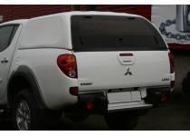 Кунг коммерческий (2 стекла, в грунте) для Mitsubishi L200 (2006-2013)