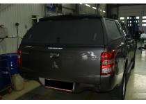 Кунг коммерческий (без стекол, в грунте) для Mitsubishi L200 (2015-)