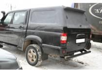 Кунг пластиковый (в грунте) для UAZ Pickup