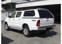 Кунг SJS (в цвет кузова) для Toyota Hilux (2006-2014)
