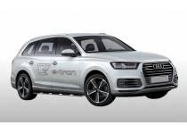 Боковые пороги OE-Style для Audi Q7 (2015-)