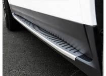 Боковые пороги OEM Style для Cadillac XT5 (2016-)