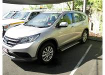 Боковые пороги интегрированные EGR для Honda CRV (2013-2014)