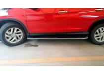 Боковые пороги OE-style для Honda CRV (2015-)