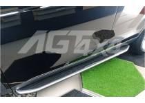 Боковые пороги OE-Style для Land Rover Discovery Sport (2015-)