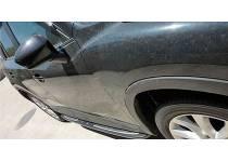 Боковые пороги OEM Style для Mazda CX-5 (2011-2014)