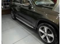 Боковые пороги OE-Style для Mercedes-Benz GLC Coupe (2016-)