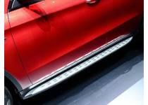 Боковые пороги OE-Style для Mercedes-Benz GLE-Coupe (2016-)
