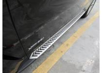 Боковые пороги OEM STYLE для BMW X5 F15 (2014-)