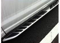 Боковые пороги OEM STYLE для Land Rover Range Rover Evoque (2011-)