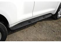 Боковые пороги OEM Style для Toyota Land Cruiser 150 (2014-)