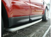 Боковые пороги OEM STYLE для Land Rover Range Rover Sport (2005-2013)
