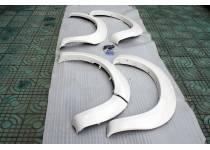 Расширители колесных арок для Toyota Hilux (2011-2014)