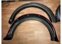 Расширители колесных арок OE Style для Mitsubishi L200 (2015-)