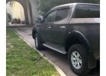 Расширители колесных арок OE Style для Fiat Fullback (2016-)