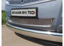 Решетка радиатора нижняя (лист) для Cadillac Escalade (2015-)
