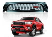 Решетка радиатора TRD для Toyota Hilux Revo (2015-2018)