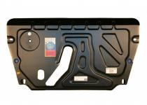 Защита картера двигателя и КПП сталь 2 мм для Toyota Highlander (2010-2013)
