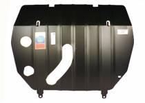 Защита картера двигателя сталь 3 мм для Toyota Rav4 (2006-2010)