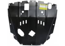 Защита двигателя, КПП 2 мм, сталь для Chevrolet Captiva (2012-2013)