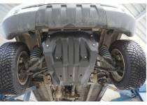 Защита картера двигателя и кпп 8 мм, композит для Chevrolet Niva (2010-)