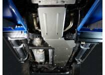 Комплект защит КПП, раздаточной коробки, бака алюминий, 4мм для Chevrolet Tahoe (2016-)